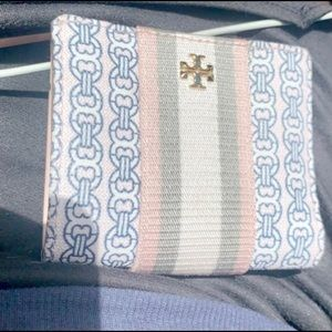 Tory Burch pink wallet